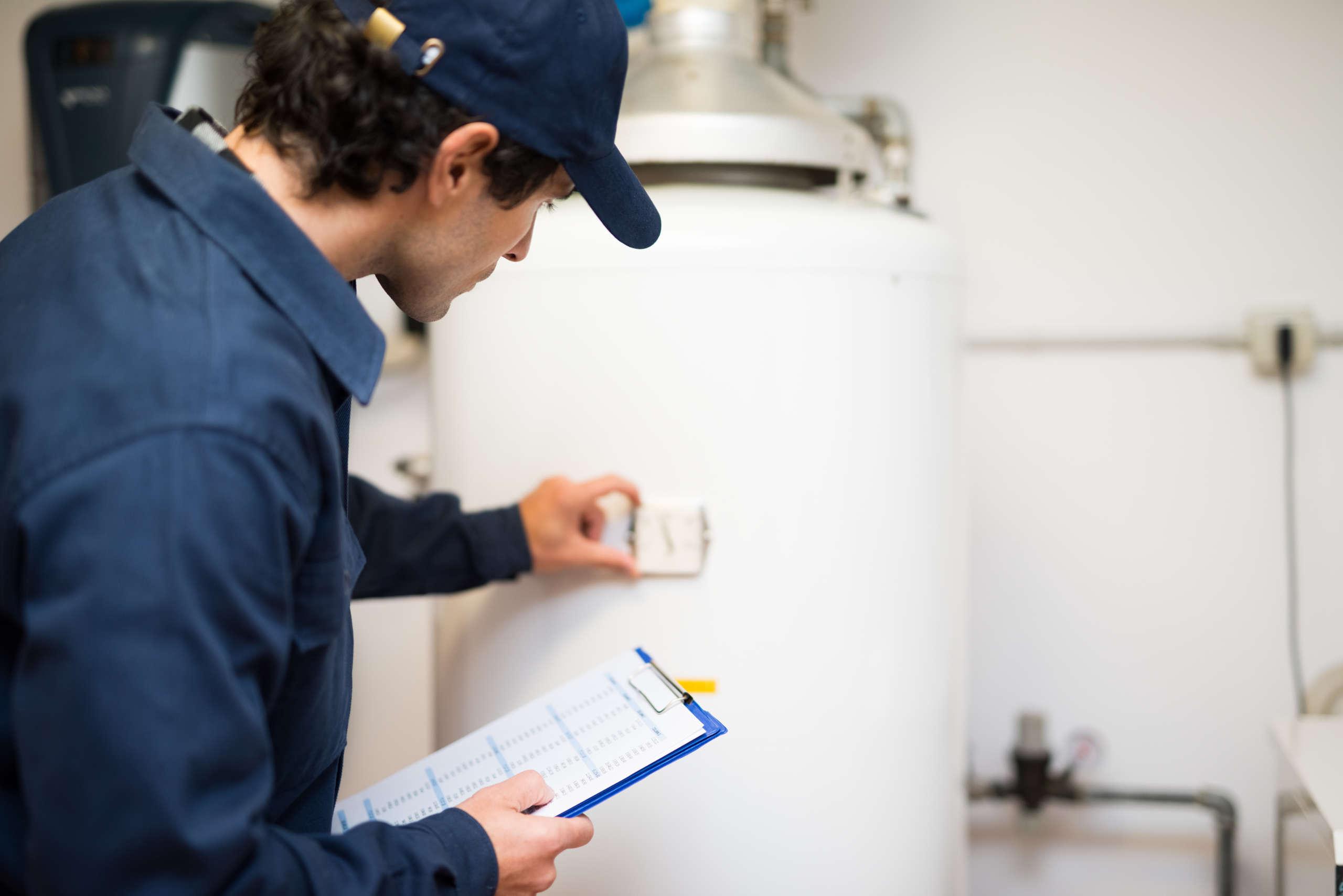 Water Heater Maintenance